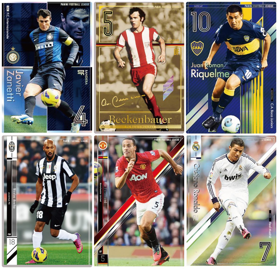 Panini Football League 04