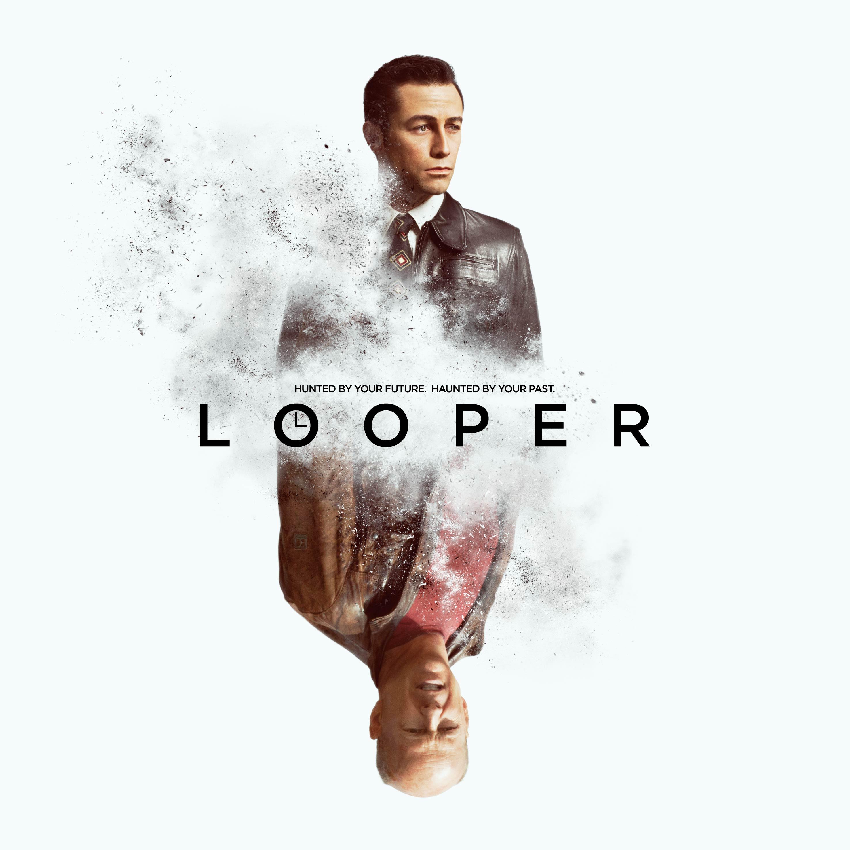 LOOPER / パンフレット